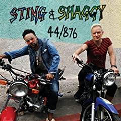 Sting, Shaggy, Morgan Heritage, Aidonia 44/876 cover
