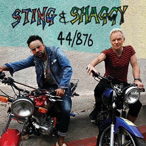 Shaggy, Sting 44/876 album cover
