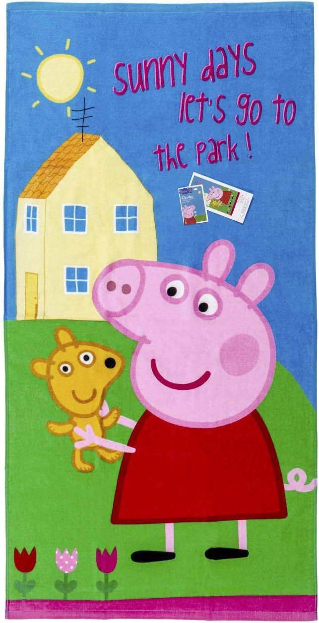 Peppa Pig Handtuch Badetuch Peppa Wutz