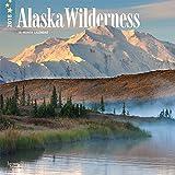 2018 Alaska Wilderness Wall Calendar 2018 {jg} Best Holiday Gift Ideas - Great for mom, dad, sister, brother, grandparents, grandchildren, grandma, gay, lgbtq.