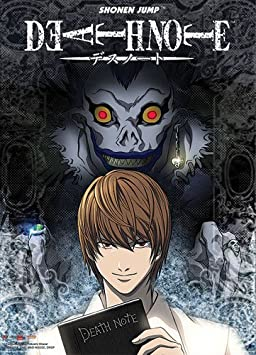 Great Eastern Entertainment Death Note Light and Ryuk Wall Scroll, 33 by 44-Inch