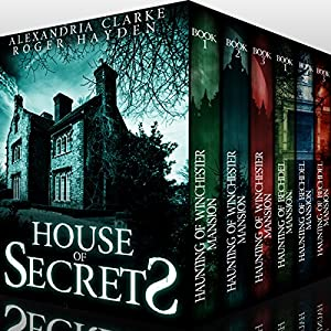 House of Secrets Super Boxset Audiobook