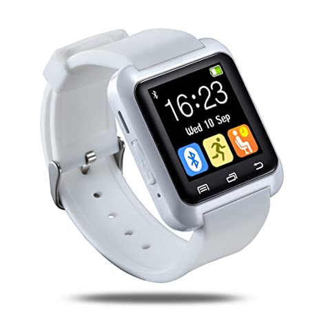 E821 U80 Smart Watch Pulsera Smartphone Reloj Inteligente por Bluetooth 4.0,Anti-perdida Sportswatch