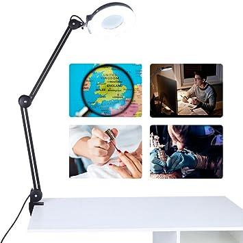 Review Yotown 5x Magnifying Desk