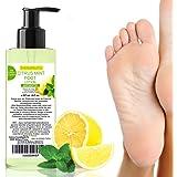 Crema di piedi Ultra Idratante terapeutica Purificante Anti Hongos 200 ml