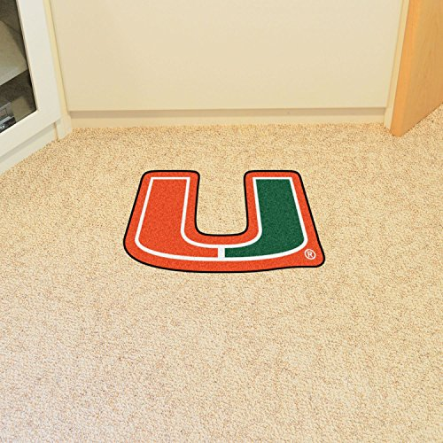 StarSun Depot Florida Mascot Mat University of Miami 40
