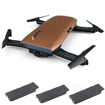 gaddrt jjrc H47 Elfie plegable Selfie Mini Drone FPV Quadcopter ...