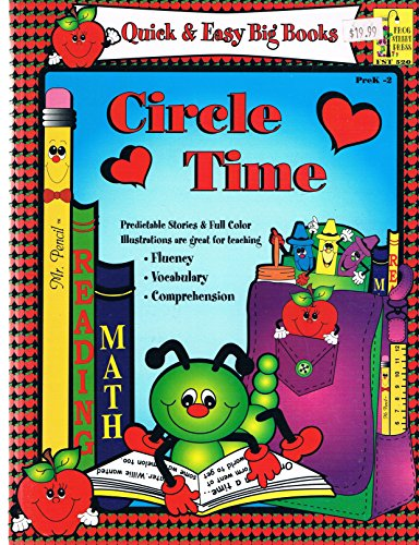 Quick and Easy Big Books for Circle Time