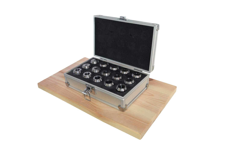 PAULIMOT Spannzangenfutter Aufnahme für ER25-Spannzangen MK2//M10