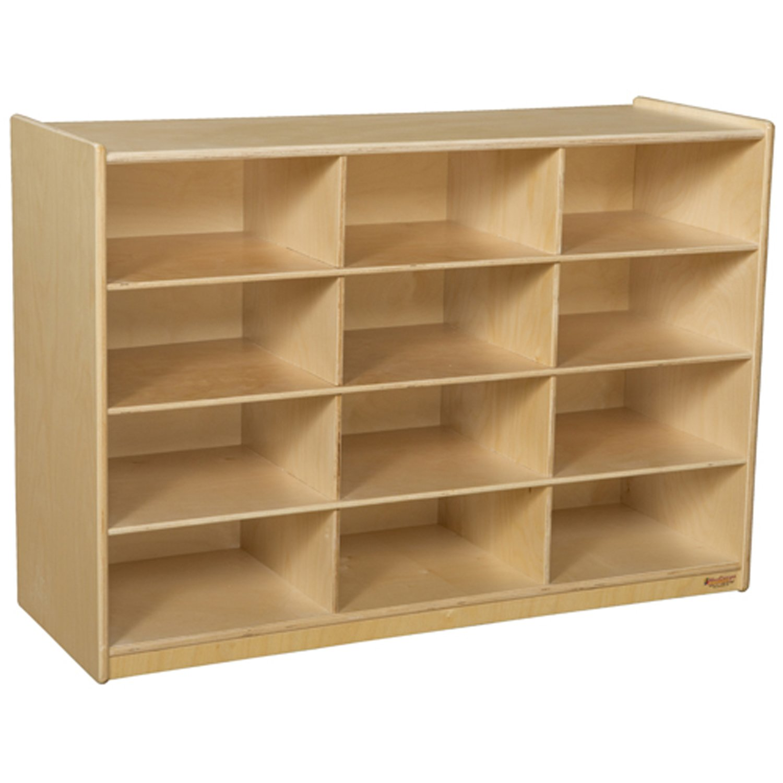 Wood Designs 990315 Cubby Shelves