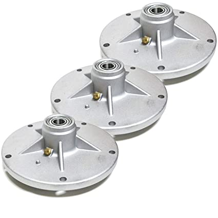 90905 24384 2 Pk Spindle Assembly fits 492574MA 492574 20551 92574 24385