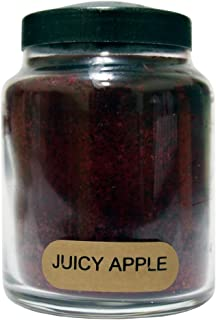 product image for A Cheerful Giver Juicy Apple Baby Jar Candle, 6-Ounce, 6oz