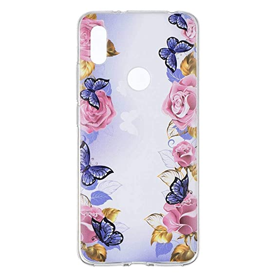 Amazon com: IJIA Case for Xiaomi Redmi S2 - Transparent