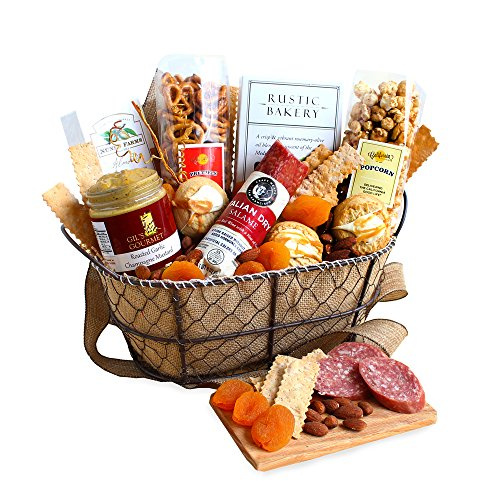 Simply Irresistible Gourmet Collection Gift Basket ()