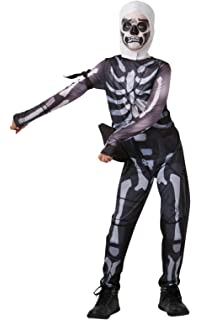 Rubie S Official Fortnite Black Knight Costume Childs Tween Size