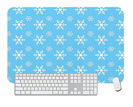 photograph about Printable Mouse Pad named : Gaming Mouse Pad Printable Snowflake for