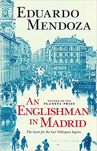 An Englishman in Madrid: Amazon.es: Eduardo Mendoza, Nick Caistor: Libros