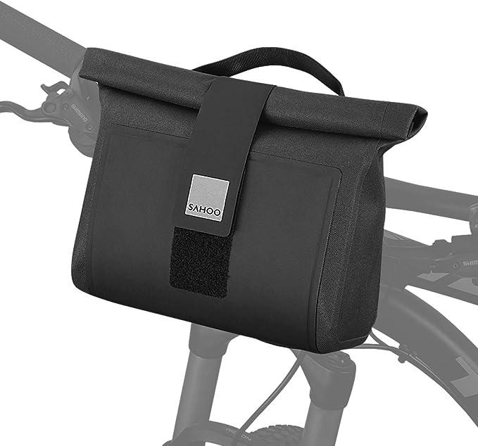 Roswheel Bike Bag Bicycle Storage Bags Tail Tool Underseat Handlebar Bag Bike Top Tube Saddle Seat Bag Waterproof Tour Series