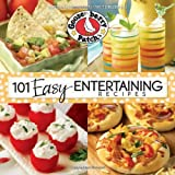 101 Easy Entertaining Recipes Cookbook, Gooseberry Patch, 1933494670