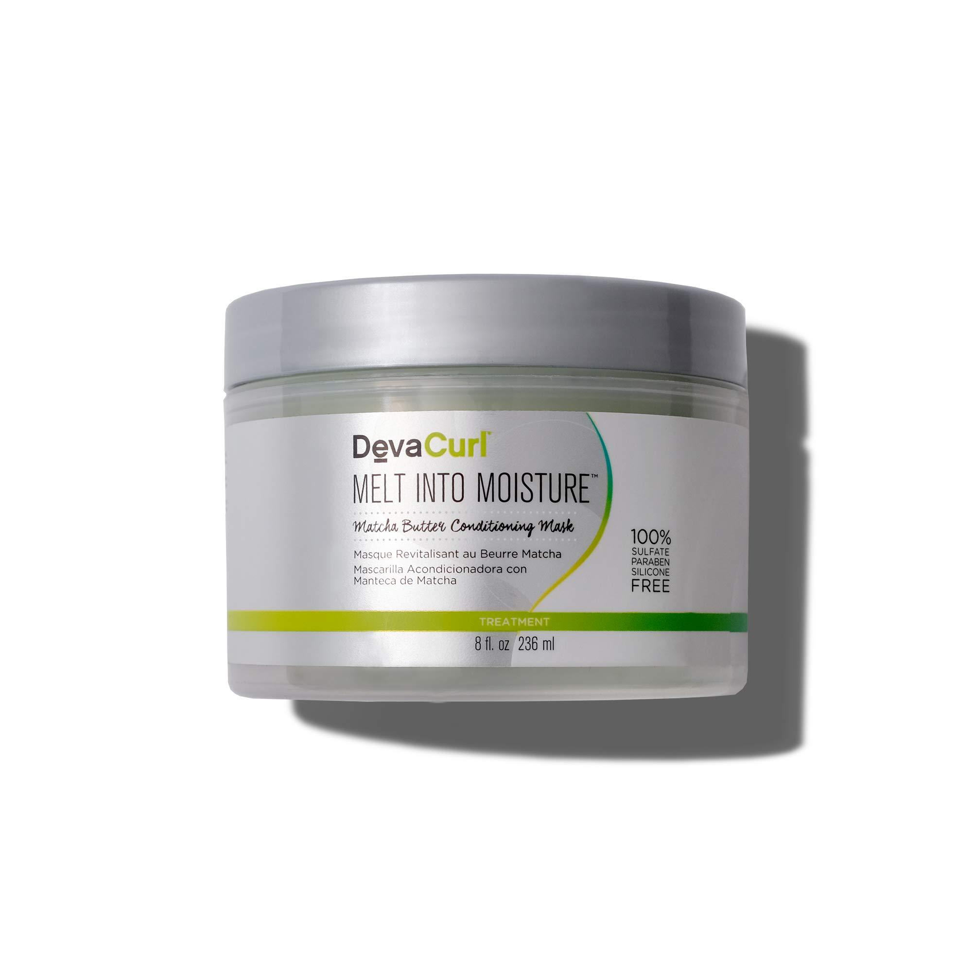DevaCurl Melt Into Moisture Conditioning Mask, 8oz by DevaCurl