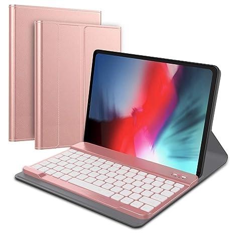 Amazoncom Ipad Pro 129 Inch Keyboard Case 2018 Fall New