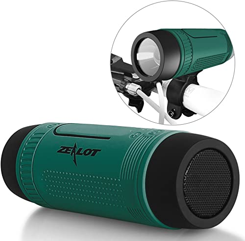 ZEALOT S1 Portable Multifunction Wireless Bluetooth Speaker