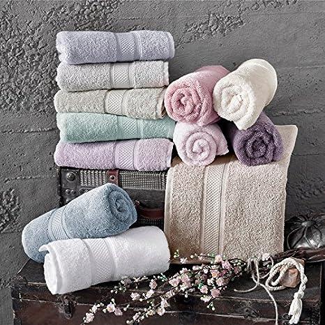 Serra Home Hotel & Spa - Toalla de baño de algodón turco suave, toalla de
