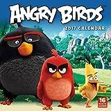 Angry Birds 2017 Wall Calendar