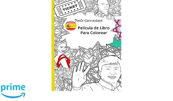 Libros para Colorear Adultos: Vin Diesel, Will Smith, Jackie Chan ...