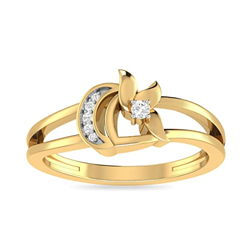 PC Jeweller The Avalee 22KT Yellow Gold Rings Rings