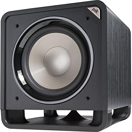 Home Theater Subwoofer >> Amazon Com Polk Audio Hts 12 Powered Subwoofer With Power Port