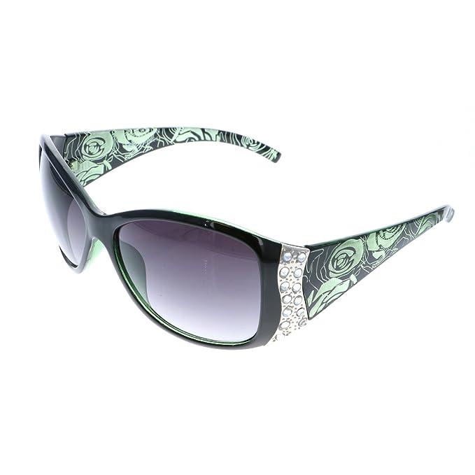 Amazon.com: Vox - Gafas de sol para mujer, diseño vintage ...