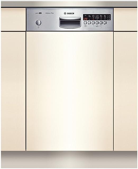 Bosch SRI45T35EU lavavajilla - Lavavajillas (Totalmente integrado ...