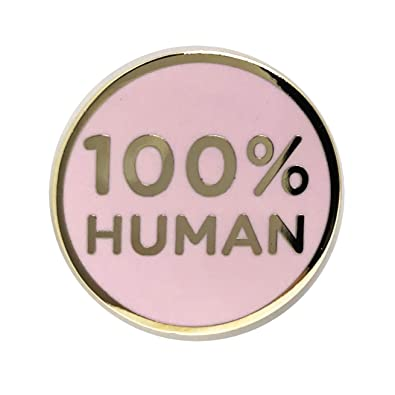 Cool Inspirational Message Lapel Pin for Shirt Hat Jacket Hooddie