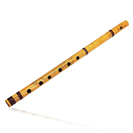 Unique Birthday Gift Ideas 17 Inch Authentic Indian Wooden Bamboo Flute In G Key