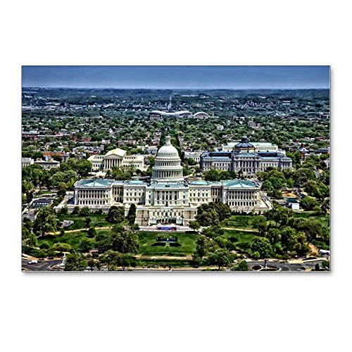 (CafePress - Capitol - Washington DC - Postcards (Package of 8), 6