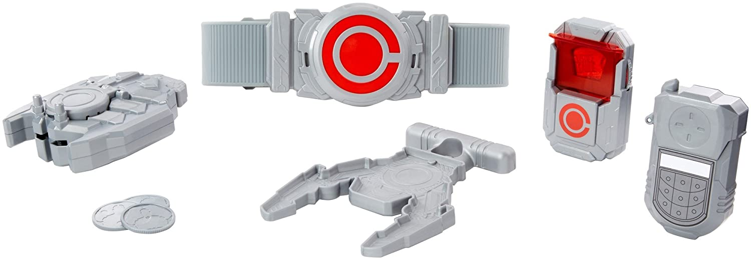 DC Justice League Cyborg Belt & Blaster Pack Fisher Price / Mattel Canada FGM17