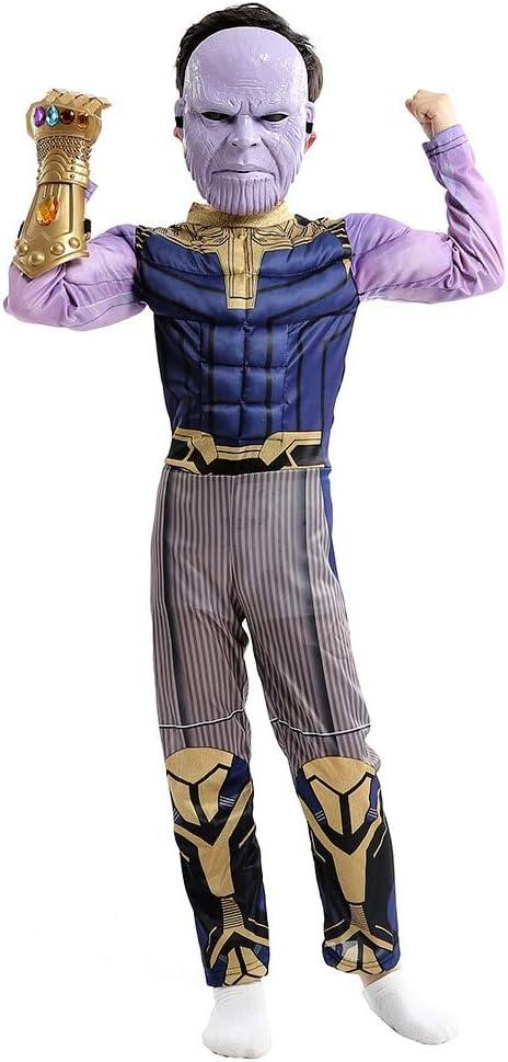 Avengers 4 Iron Man Thanos Hulk Disfraz Cosplay Adulto Final Juego ...