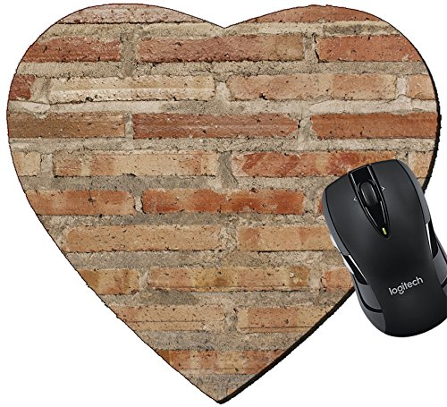 Cheap  MSD Mousepad Heart Shaped Mouse Pads/Mat design 20365973 classic and vintage interior..