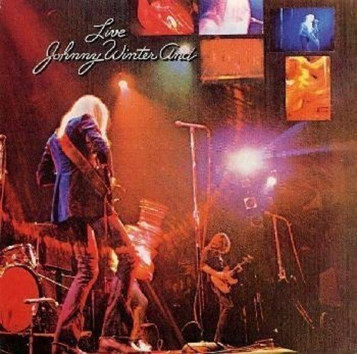 JOHNNY AND WINTER - Live