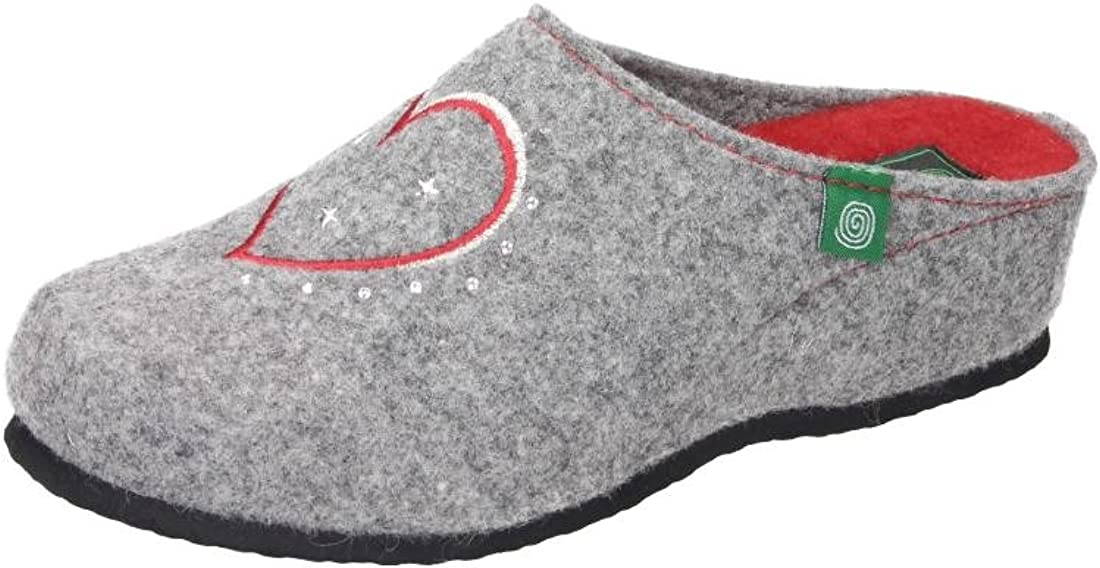 El Zapatillas de mujer Dr. Brinkmann 330149 gris