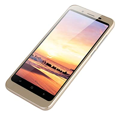 2020 New -Unlocked Smartphone, Dual HD Camera 4.7 inch Android 4.4 WiFi GPS 512+4G Dual SIM Mobile Phone Cell Phone (Gold): Arts, Crafts & Sewing
