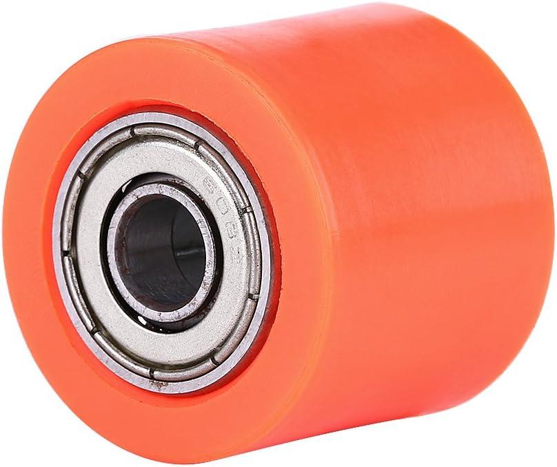 10mm Antriebskette Riemenscheibe Spanner Radf/ührung F/ür Street Bike Motorrad ATV Kettenrolle Spanner 10MM-Red 8mm
