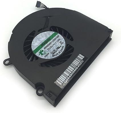 Ventilador de CPU izquierda y derecha para Apple MacBook Pro de 15 ...