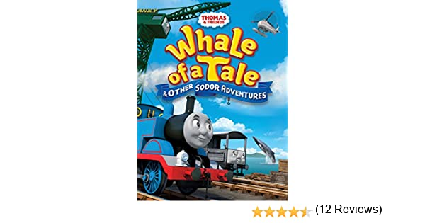 Amazon com: Thomas & Friends: Whale of a Tale & Other Sodor