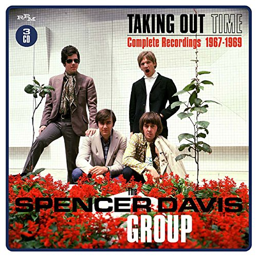 (Taking Out Time: Complete Recordings 1967-1969)