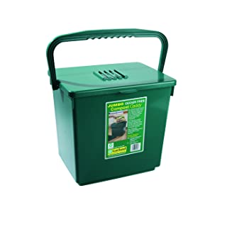 Tierra Garden GP113 Odor-Free Compost Caddy, Large