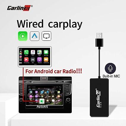 Amazon.com: Carlinkit - Adaptador de receptor de conexión ...