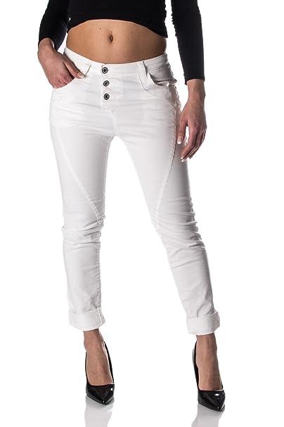 Baggy Jeans P78 Pantaloni Donna Please Da 4AL5Rj