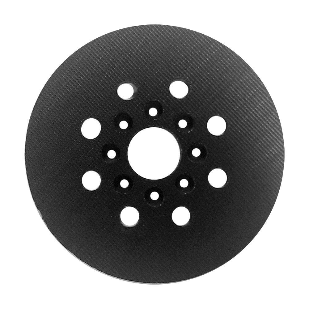 Superior Pads and Abrasives RSP42 5 Dia 8 Vacuum Holes Hook /& Loop Sanding Pad Replaces Bosch 2610955945 RS034